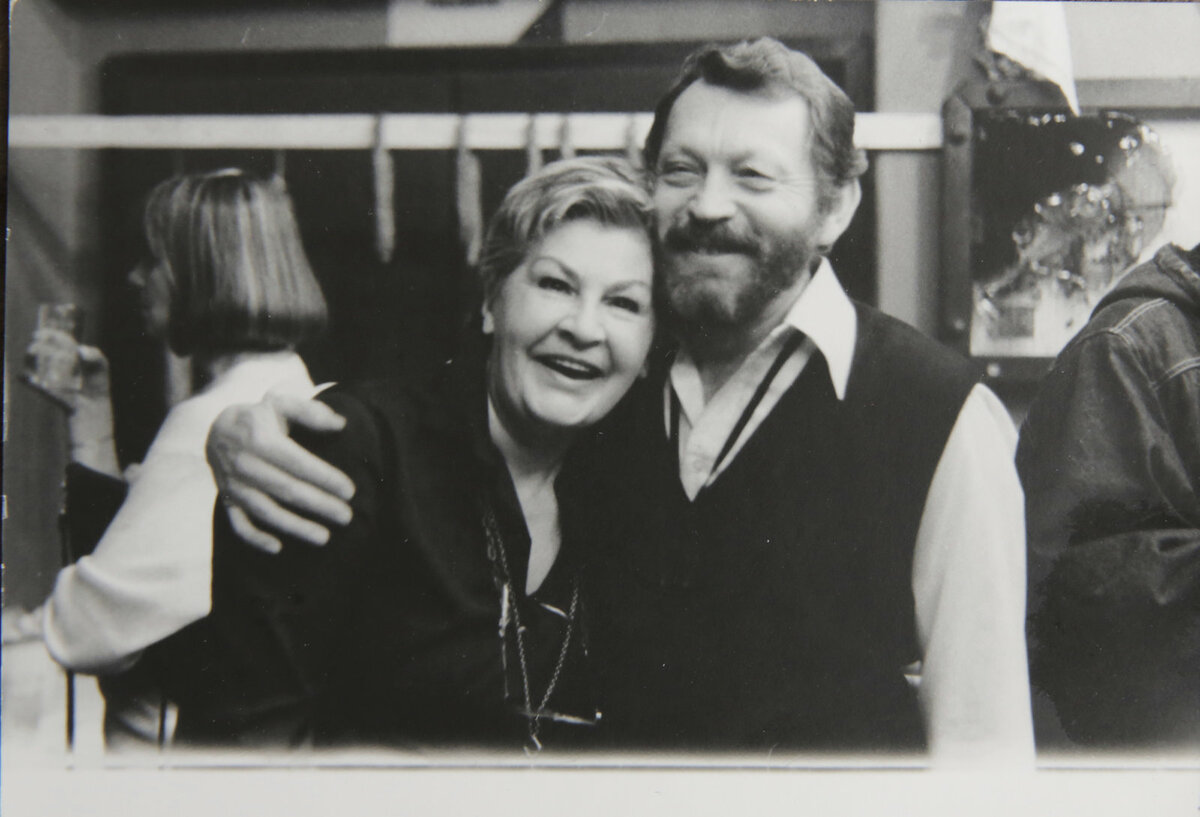 S hlasatelkou Moučkovou žil více než 30 let.