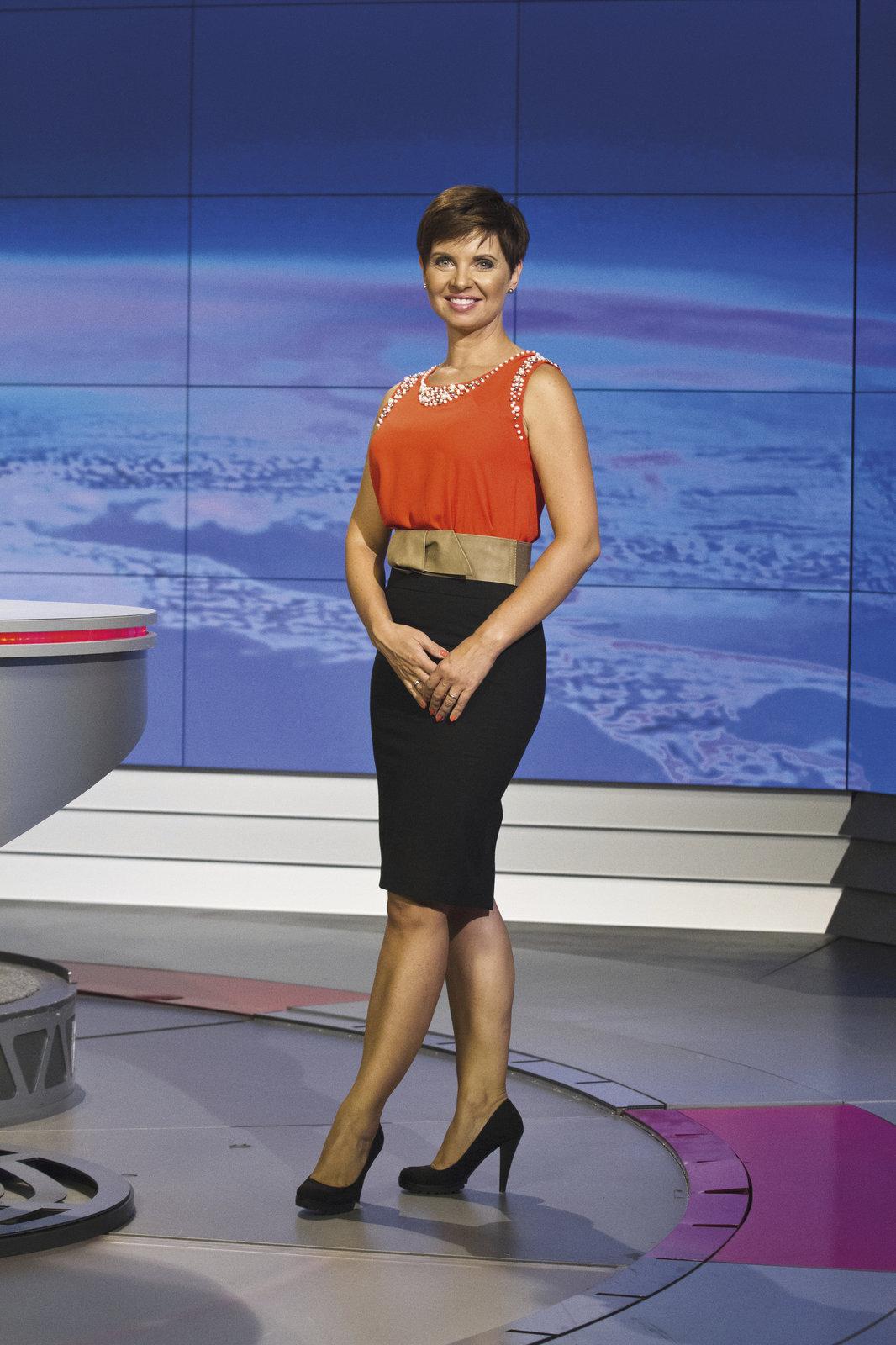 Moderátorkou Televizních novin je Markéta Fialová od roku 2005.