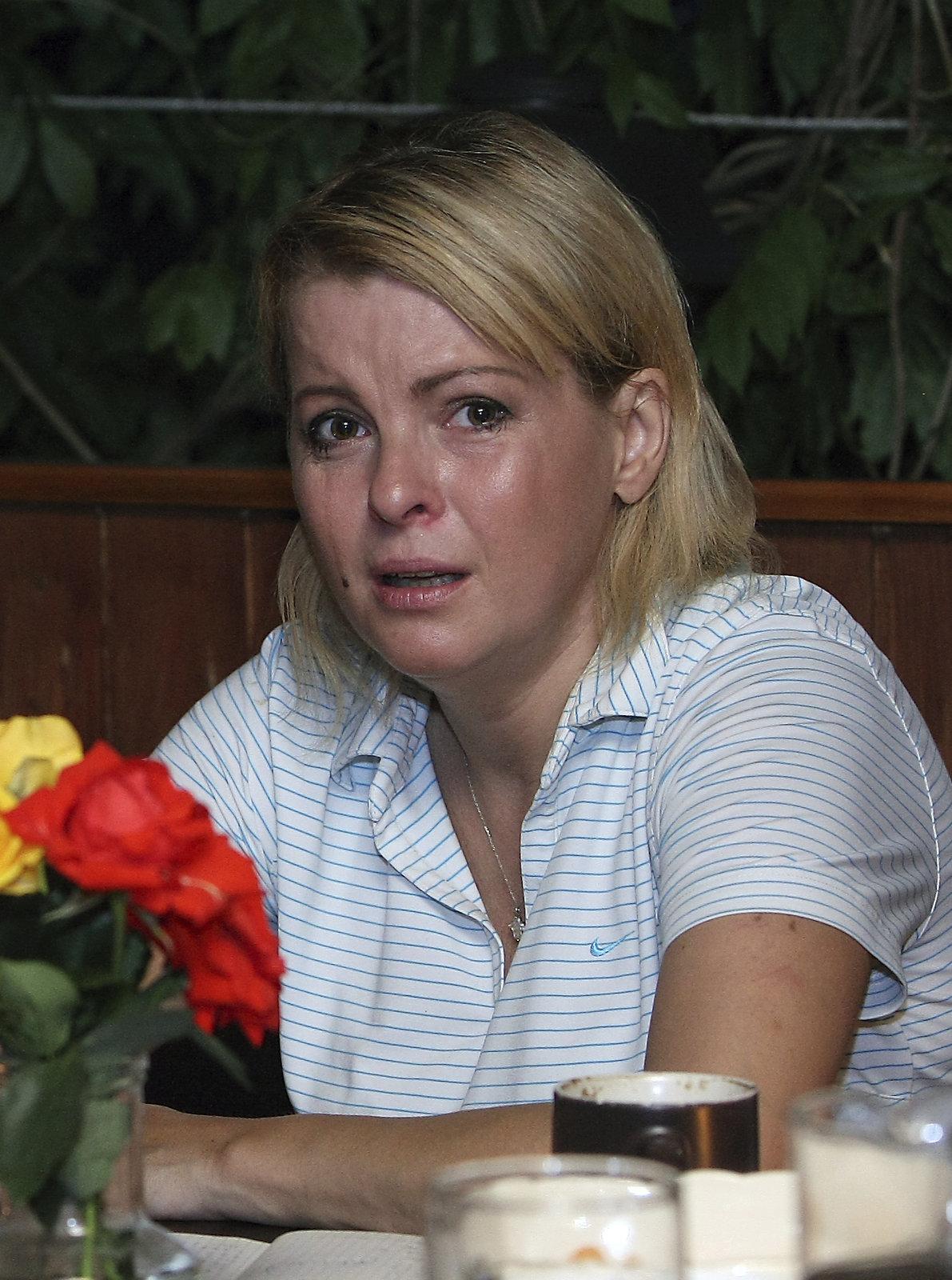 Když se Iveta Bartošová vydala na koleje, nebyla střízlivá.