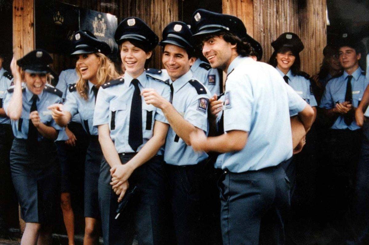 Frekventanti policejní akademie