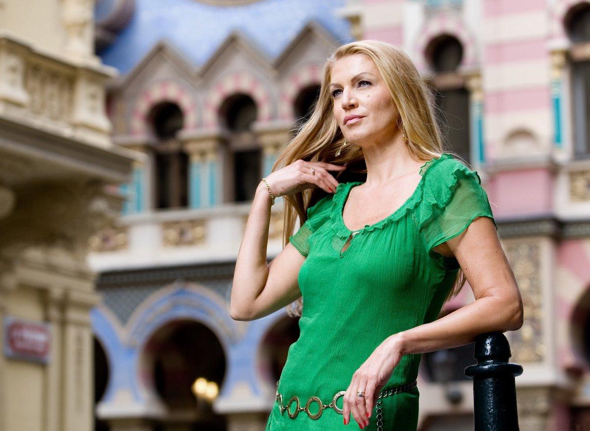 Martina Formanová se kdysi věnovala modelingu.