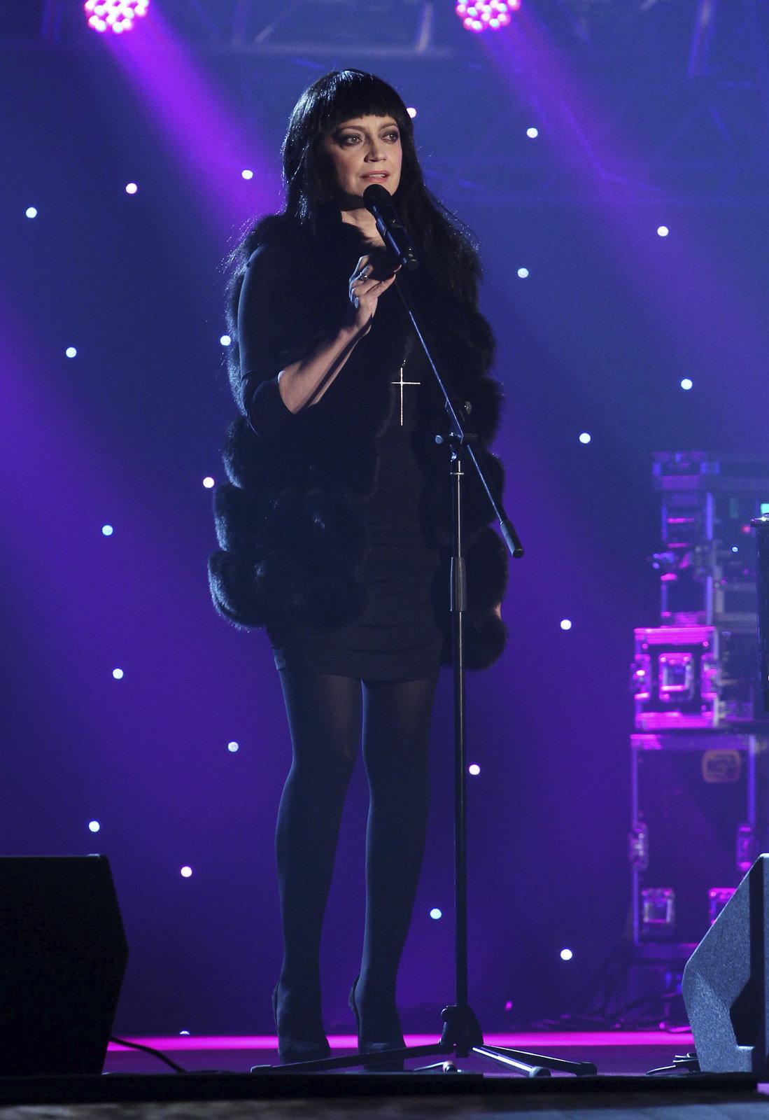 Lucie Bílá svým zpěvem znehodnotila práci Gábiny Osvaldové.
