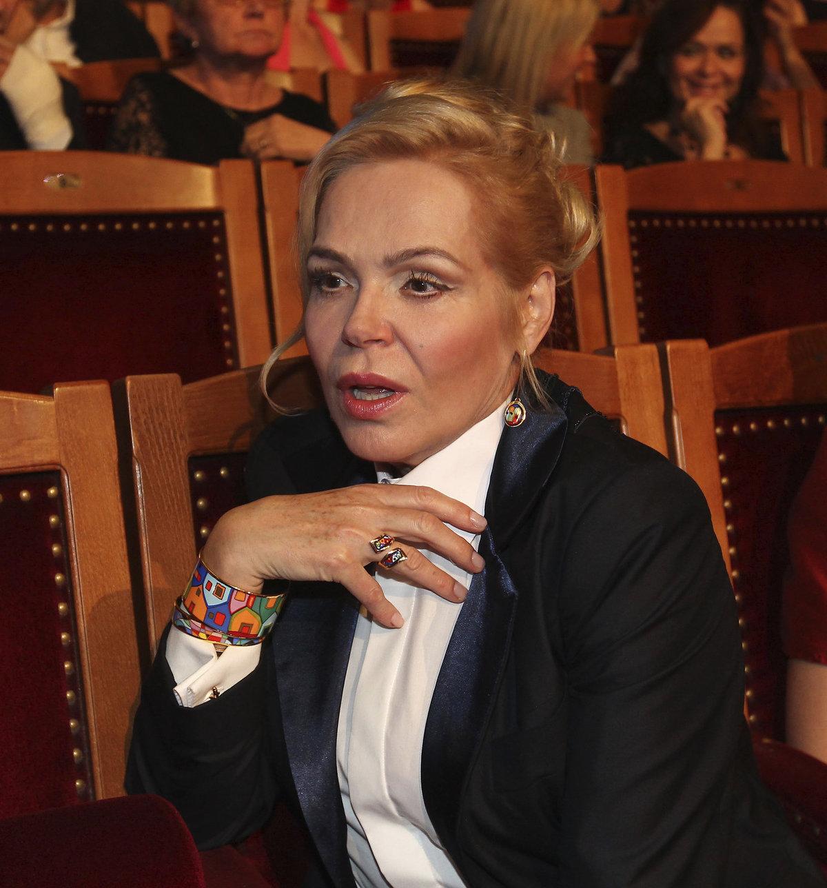 Dagmar Havlová musela řešit problémy s vilou.