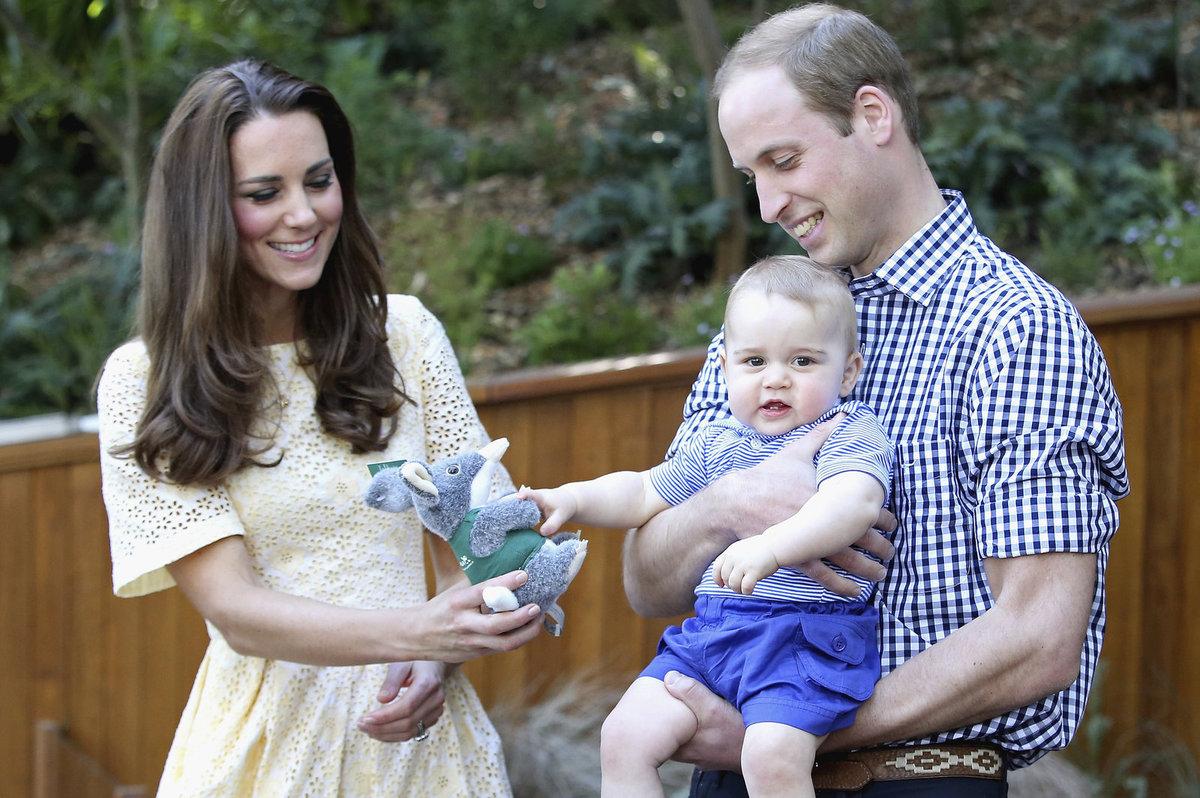 Malý princ George