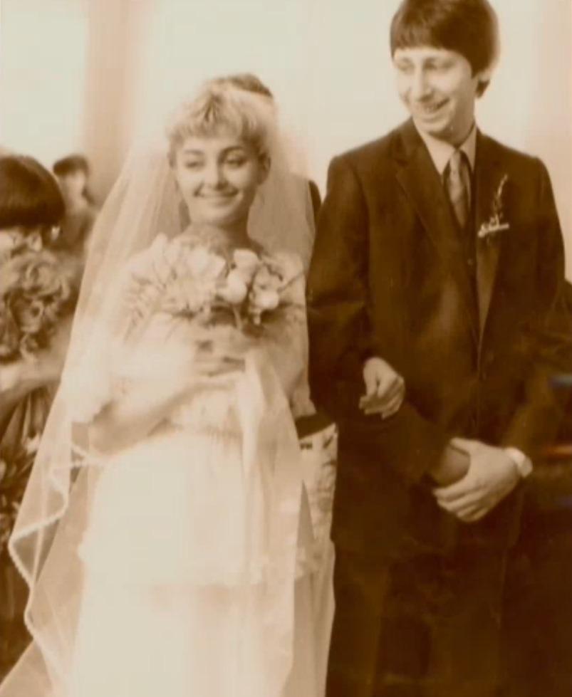 Manželství Veroniky a Jana Hanycha trvalo od roku 1984 do roku 1988.