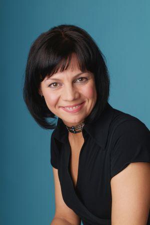 Herečka Martina Randová