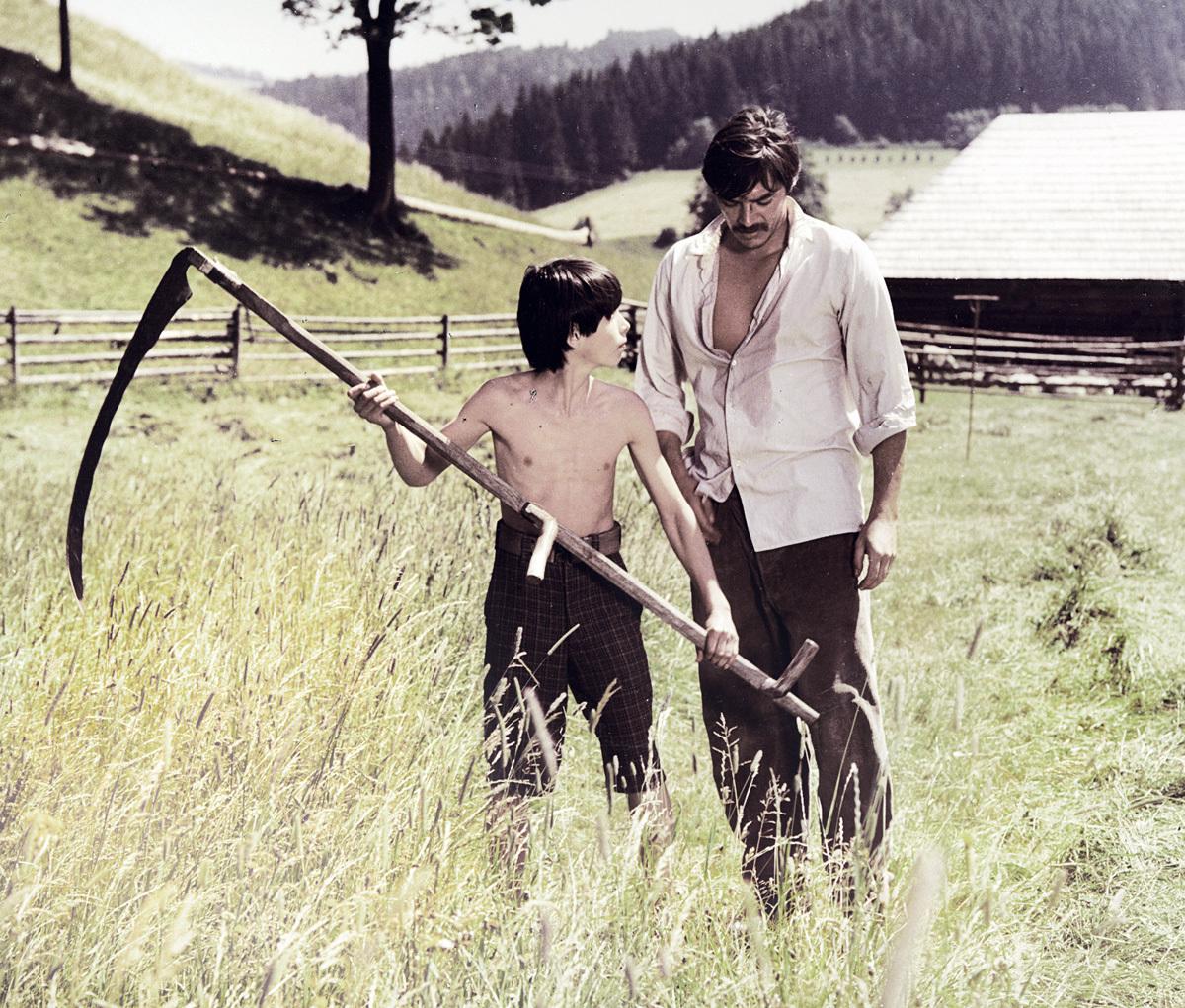 Rok 1977. Kukurova velká herecká příležitost ve Vláčilově filmu Stíny horkého léta
