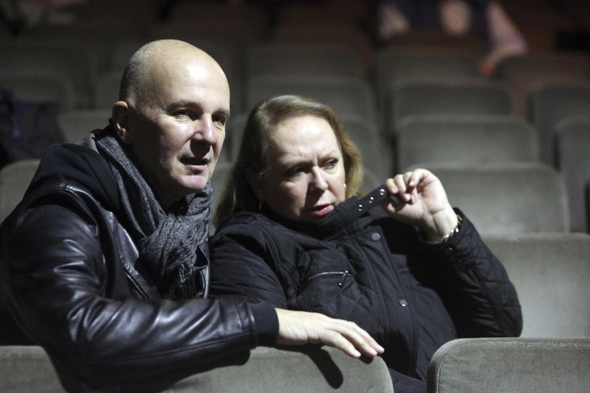 Ondřej Soukup rozhodnutí Lucie Bílé nechápe a stojí za svo manželkou Gábinou.