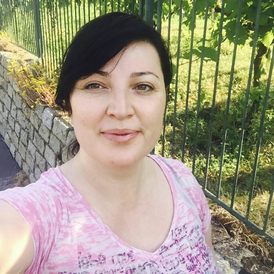 Ivana Christová po procházce bez makeupu.