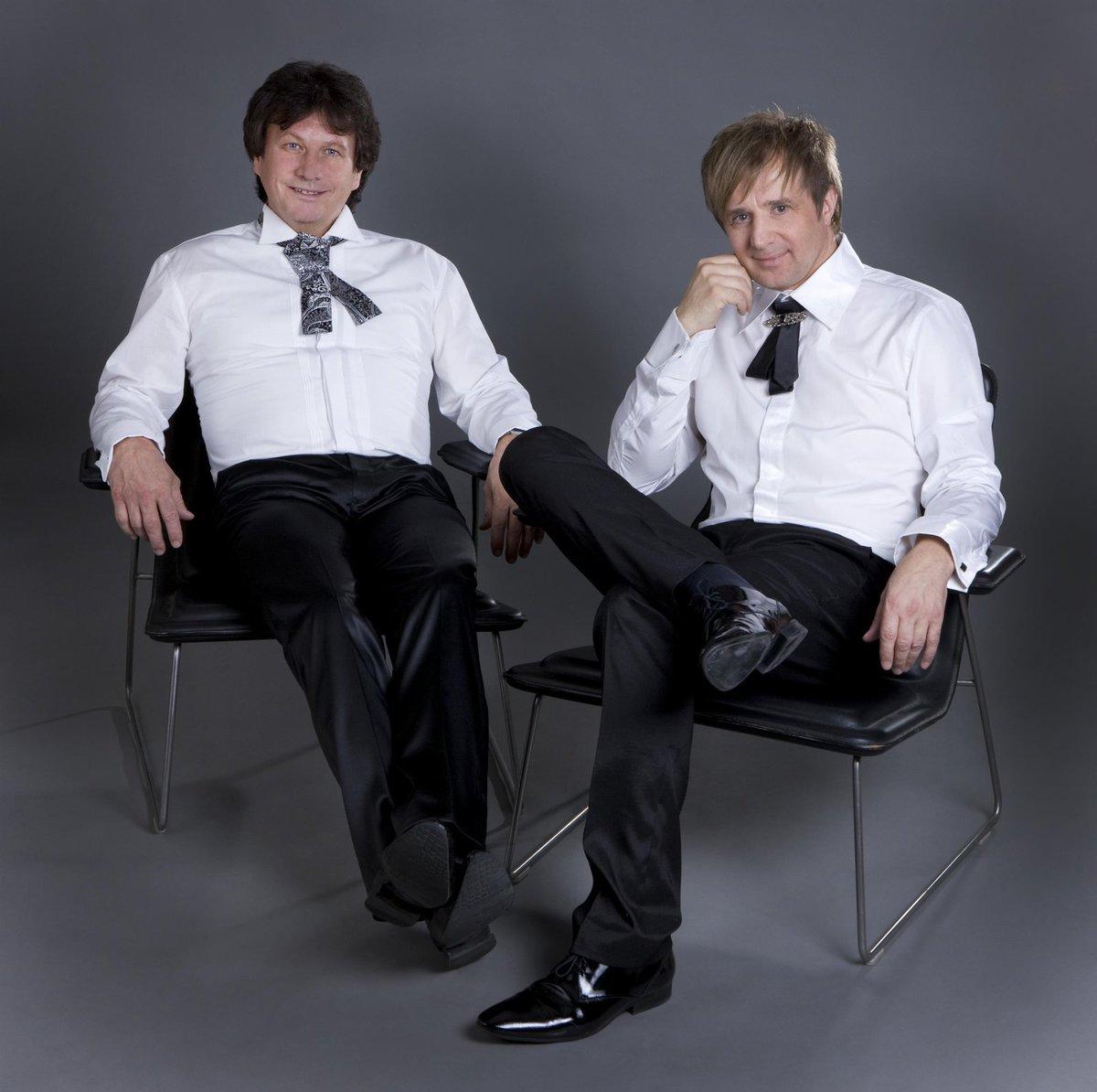 Stanislav Hložek a Petr Kotvald.