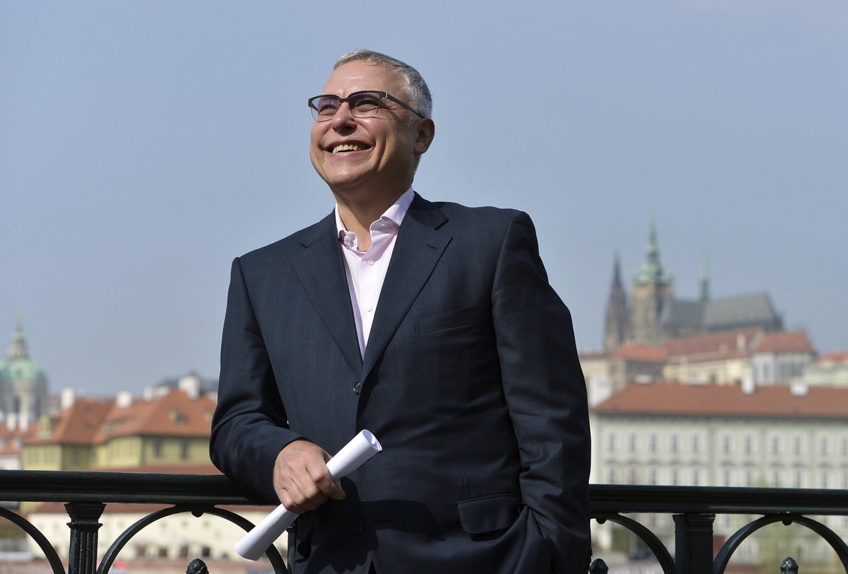 Zdeněk Bakala.