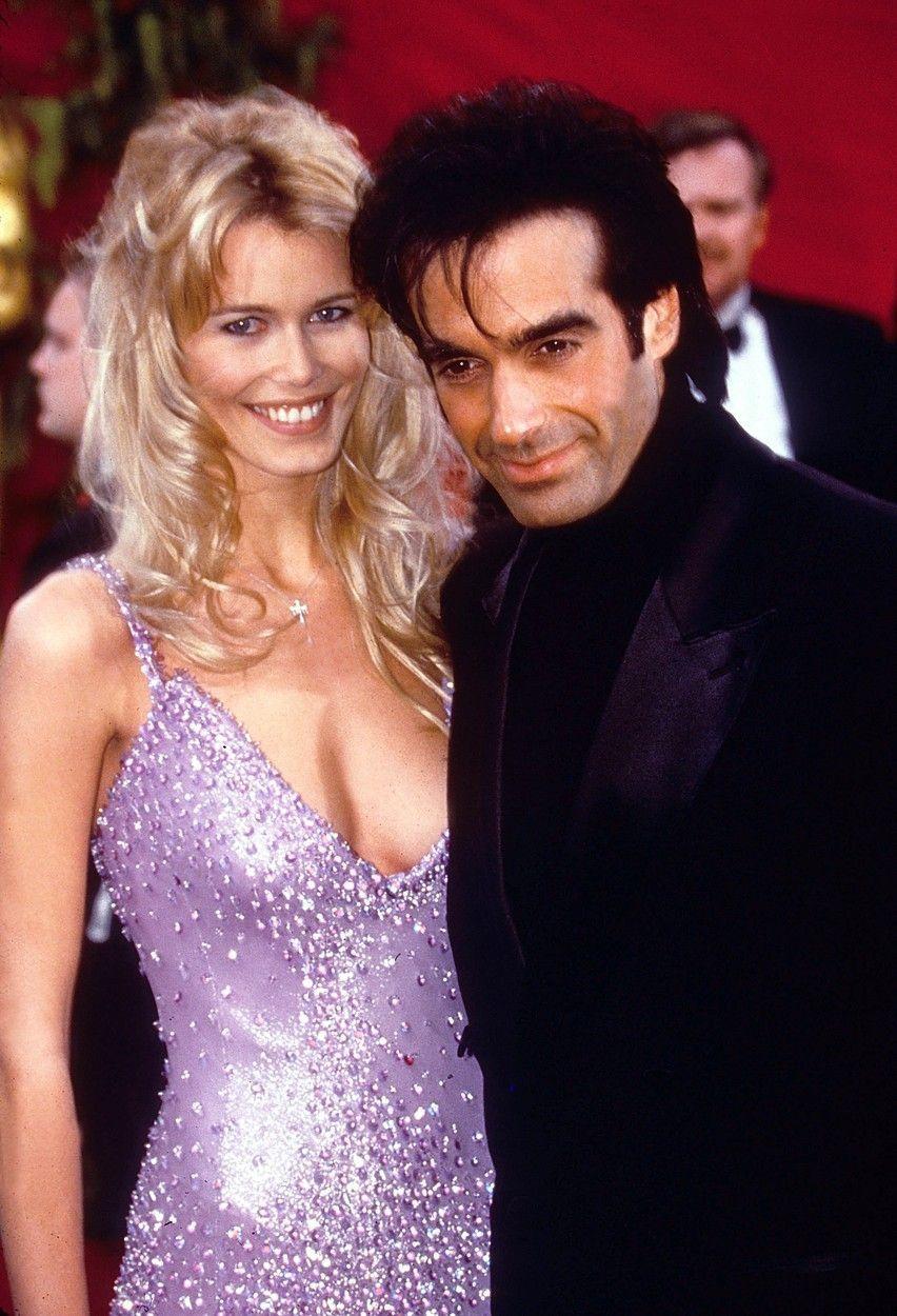 Šest let chodila s kouzelníkem Davidem Copperfieldem
