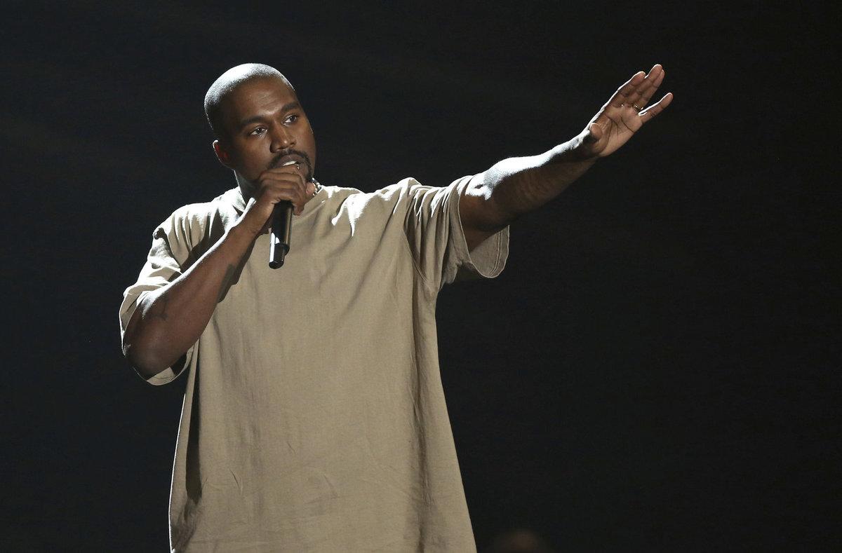 Kanye prohlásil, že chce kandidovat na prezidenta.