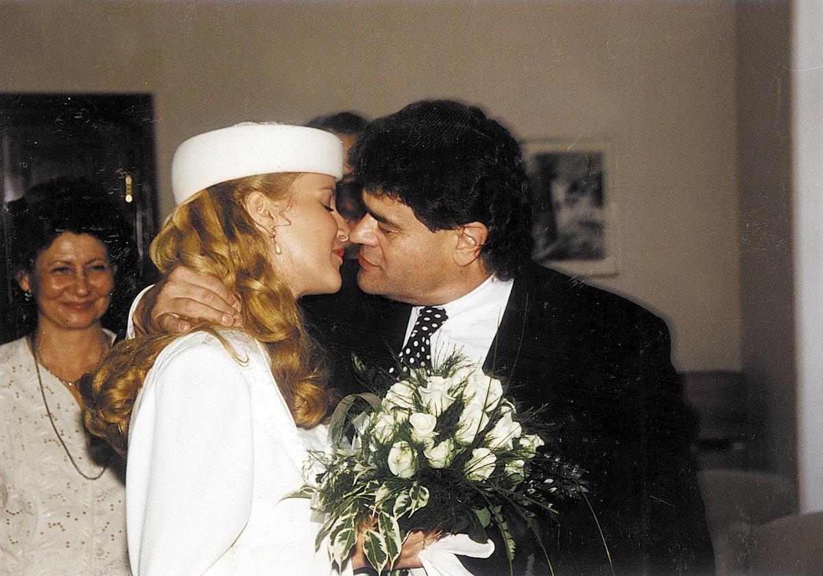 1995 - Karla Svobodu si Vendula vzala v Písku.