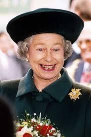 Královna v roce 1995