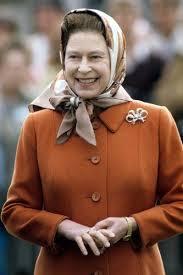 Královna v roce 1985