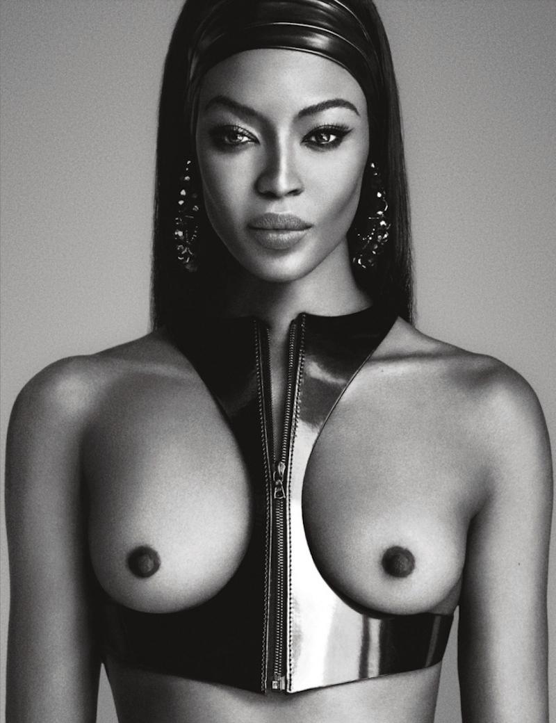 Nestárnoucí Naomi Campbell