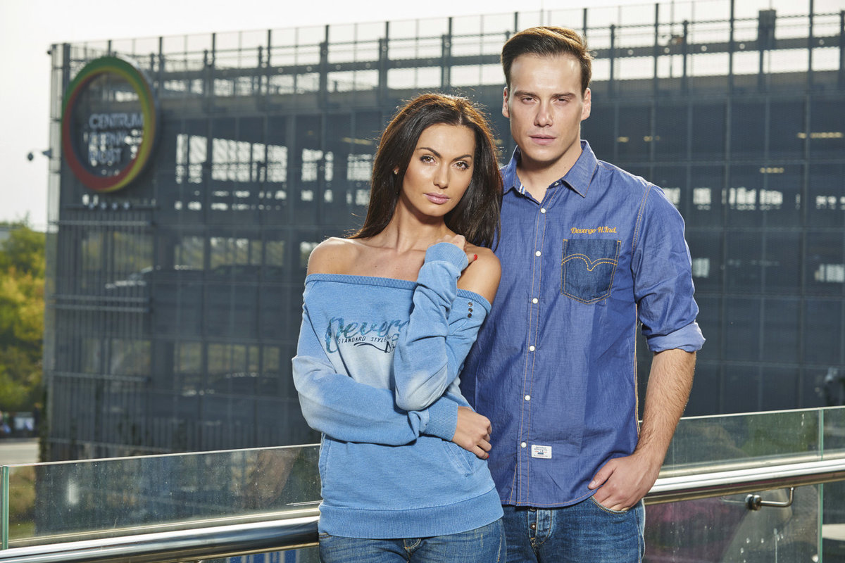 Eliška s Petrem Suchoněm