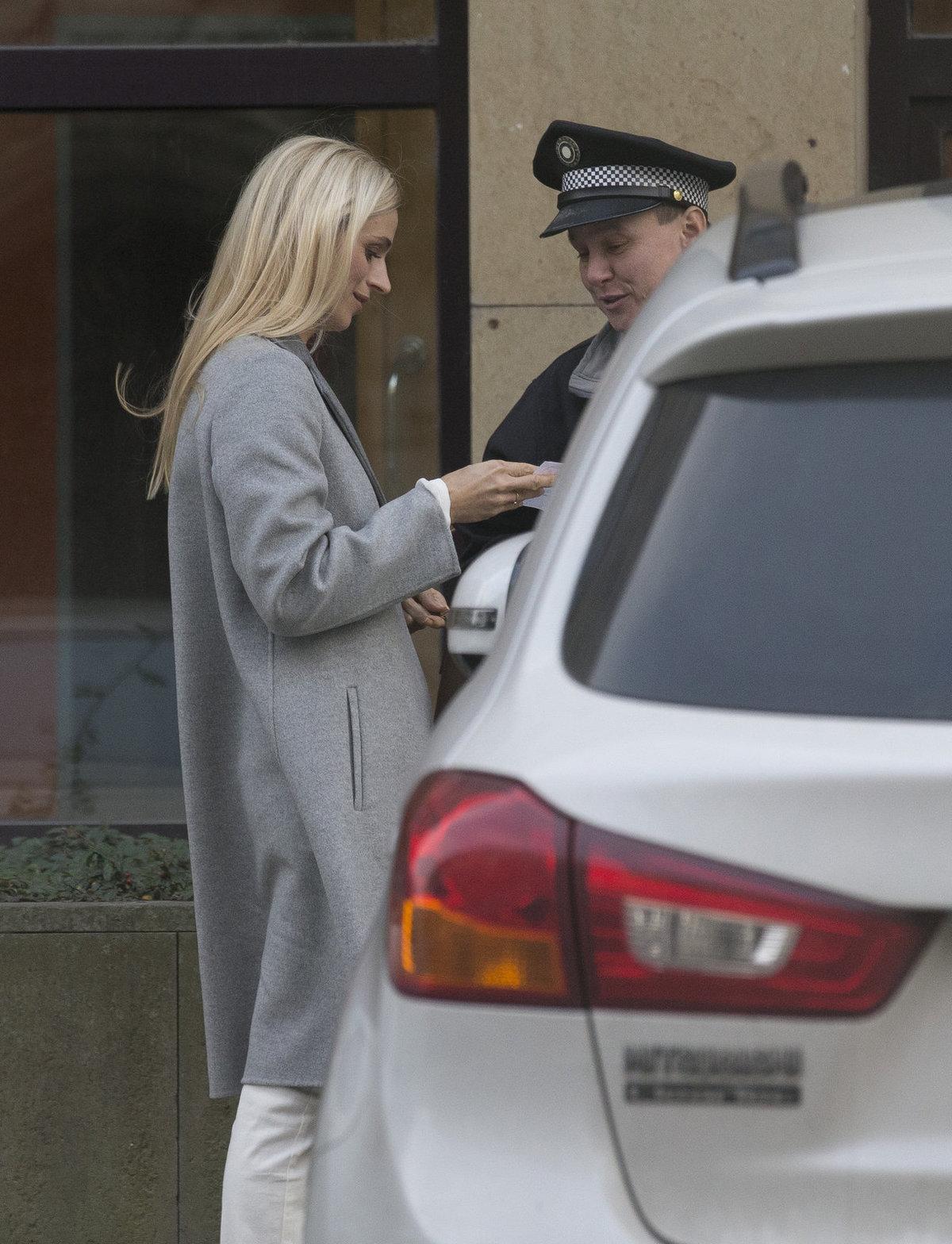 Jirešová spěchala za policistou, jako by šlo o život.