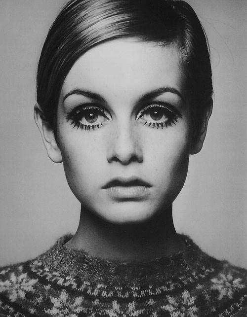 Tvář roku 1966: Twiggy