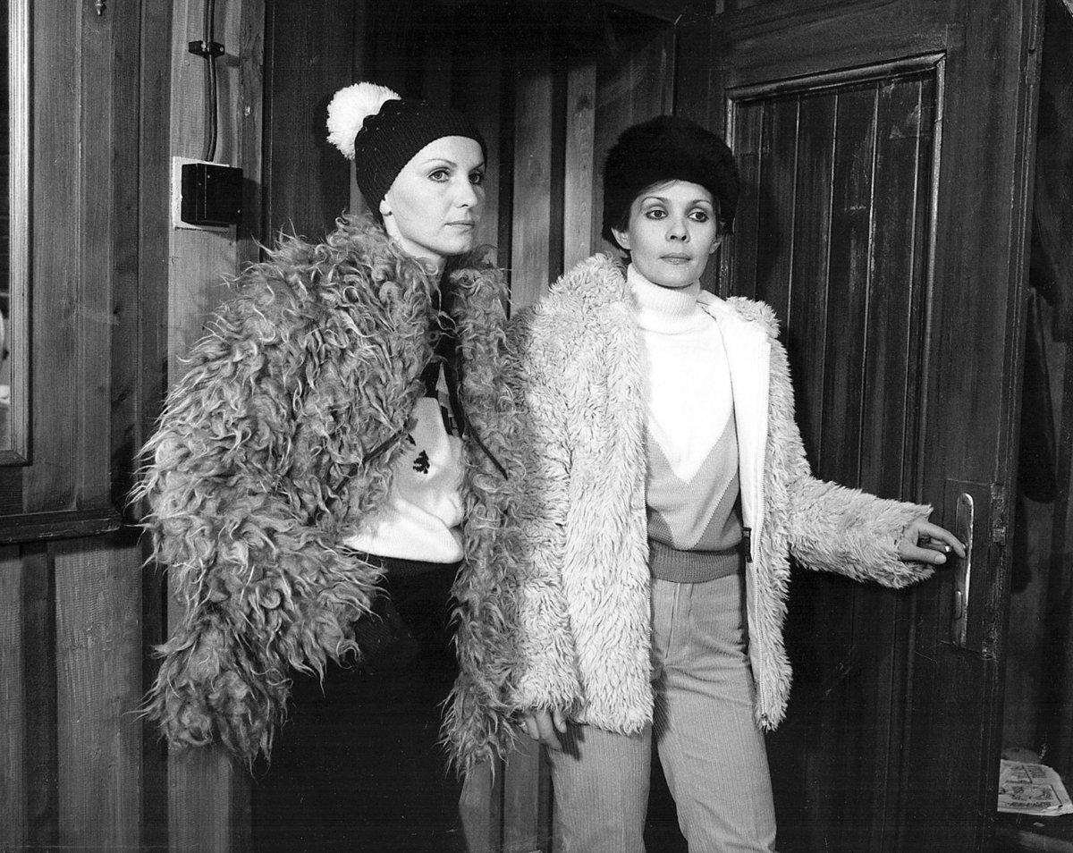 1982 S tebou mě baví svět, s Eliškou Balzerovou.