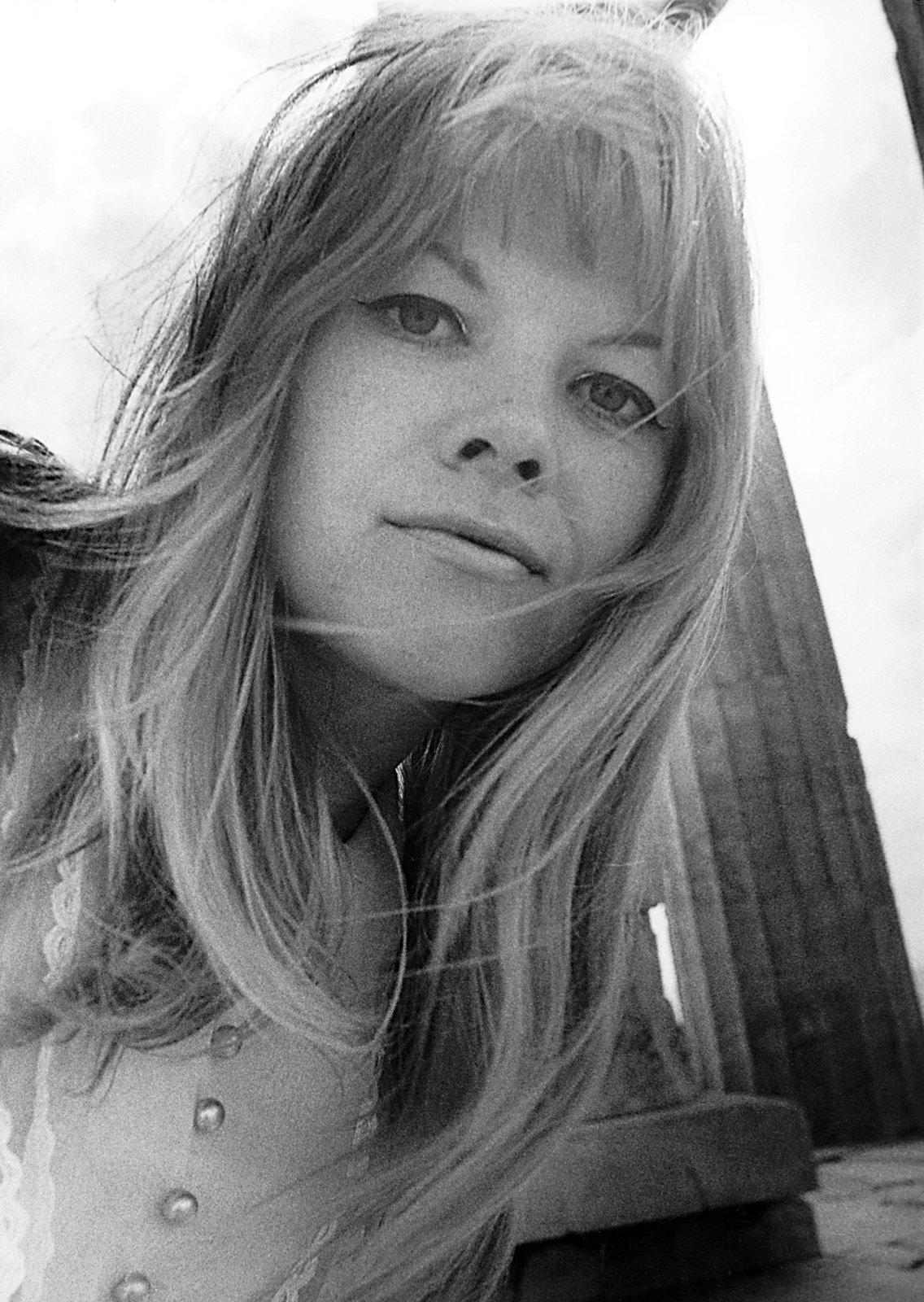 Eva Pilarová v roce 1973.