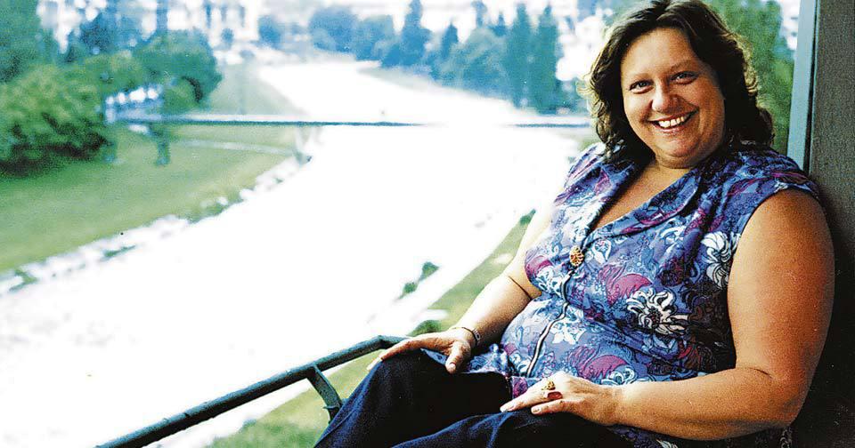 Helena Růžičková (†67)
