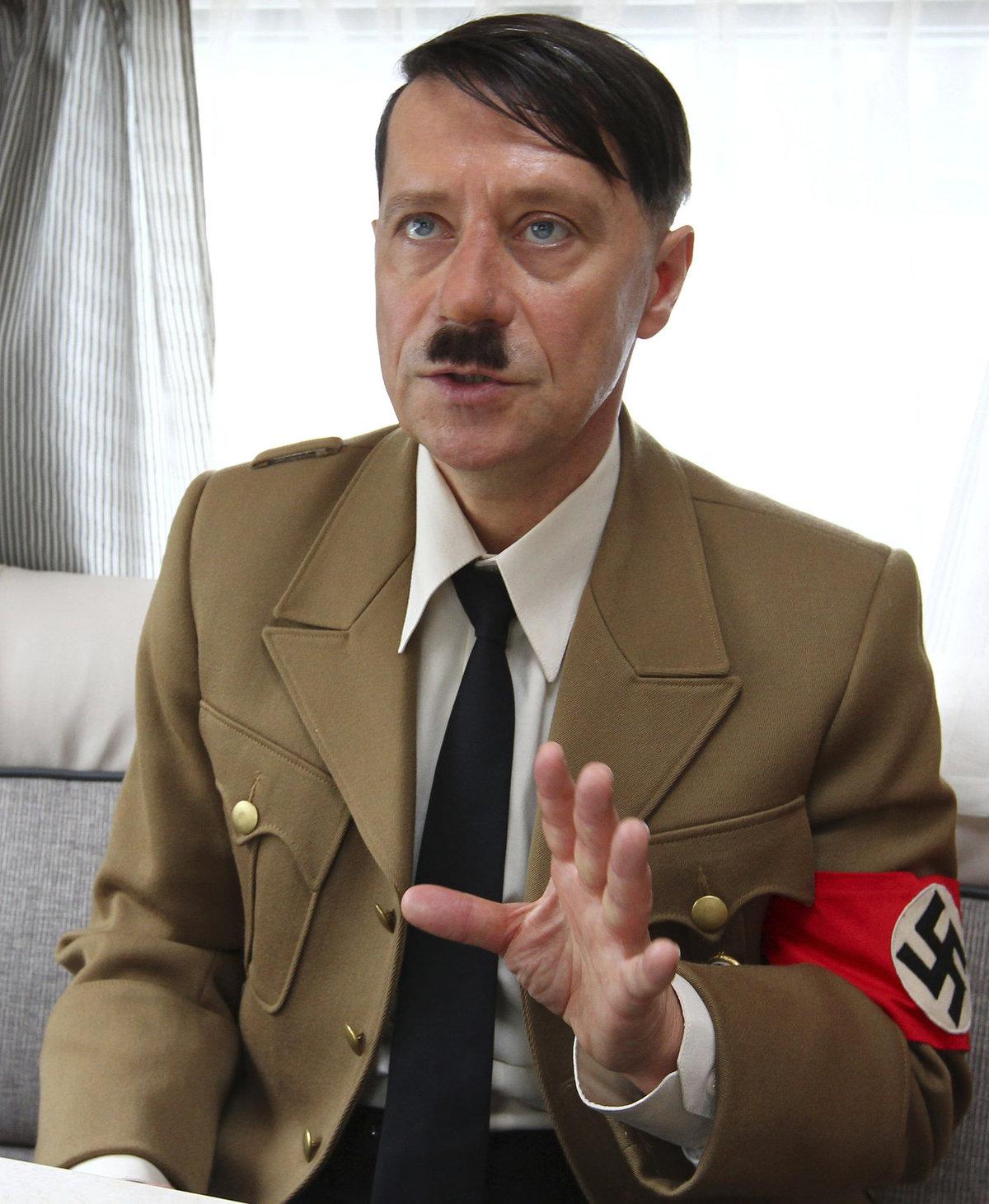 Pavel Kříž si v Lídě Baarové zahrál Hitlera.