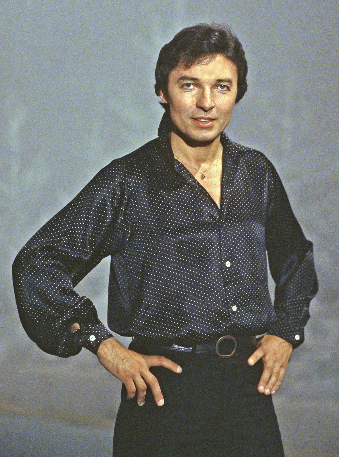 Karel Gott v roce 1977
