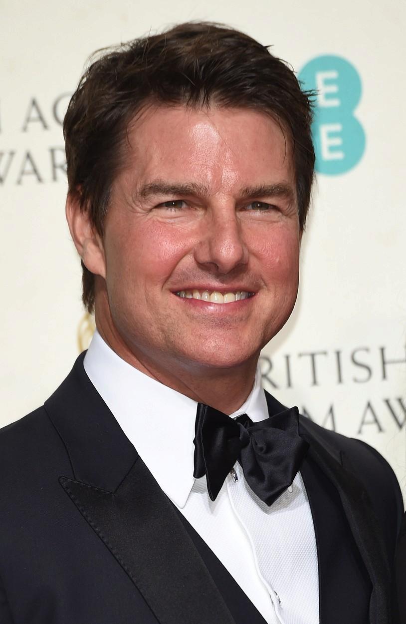 Copak to má Tom Cruise s tváří? Prý to trochu přehnal s botoxem.