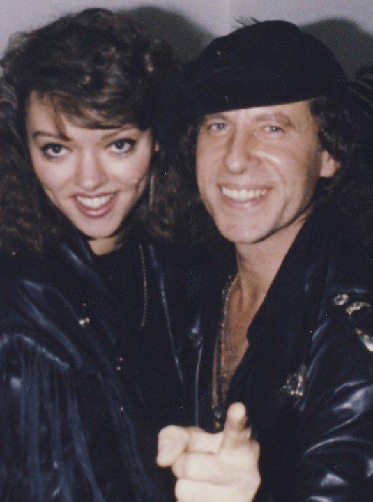 Dominika Gottová je velkou fanynkou kapely Scorpions.