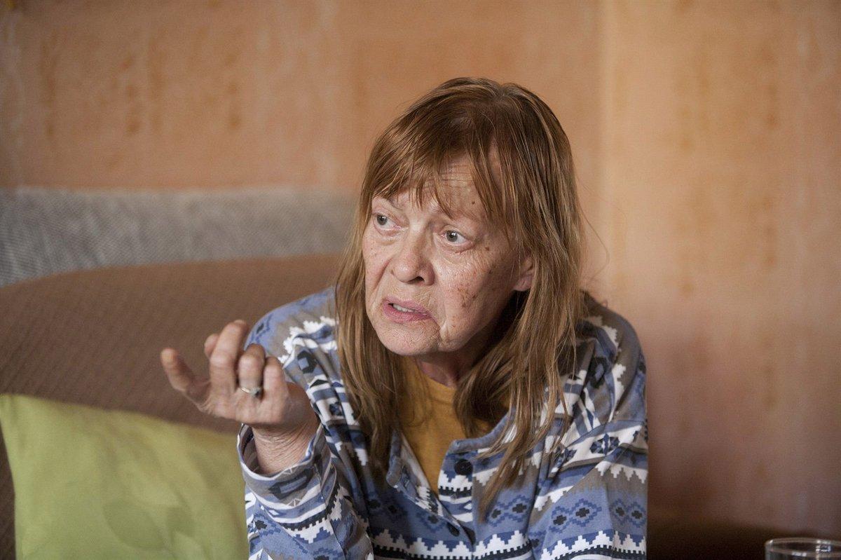 Do role matky ve filmu Kobry a užovky dala Šulcová opravdu maximum.