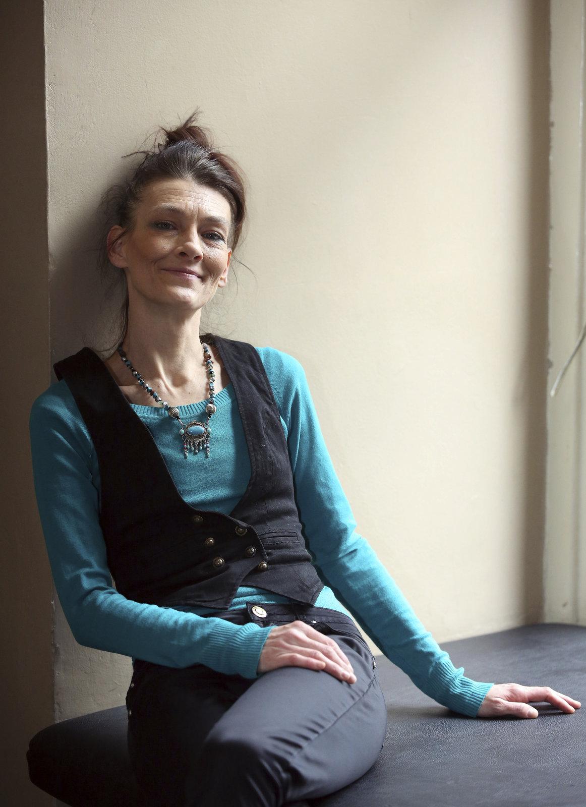 Monika Kvasničková promluvila o svém životě na houpačce.
