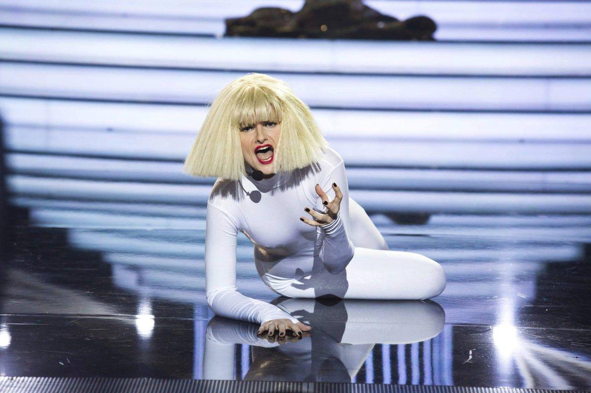 Pazderková jako česká Lady Gaga.
