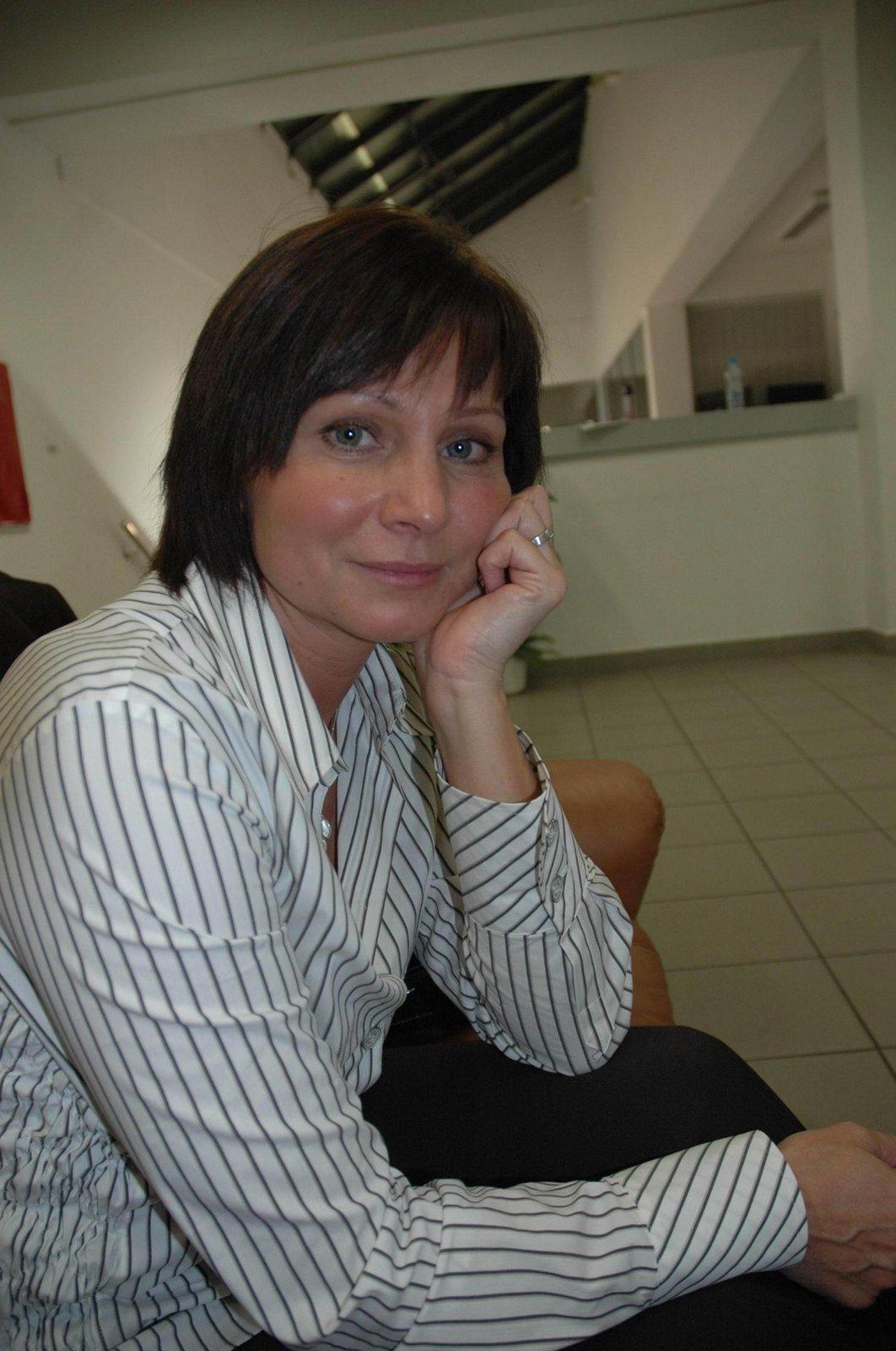 Manželka Jana Čenského Dana je skriptka.