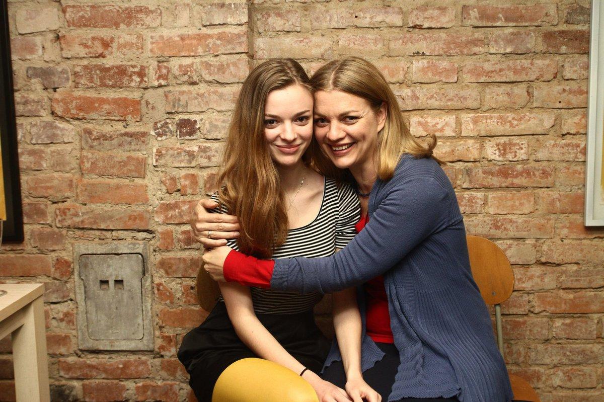 Bára s krásnou dcerou jsou jako dvojčata.