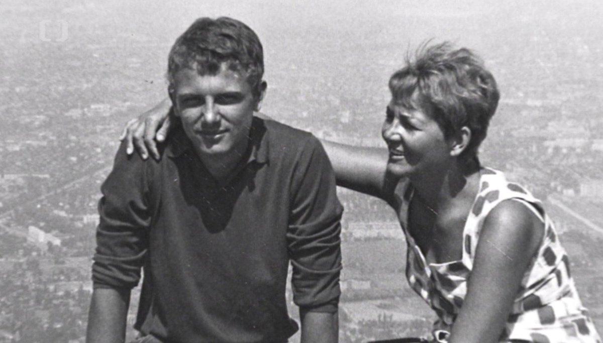 Mezi Vladimírem Čechem a jeho matkou bylo velmi silné pouto.