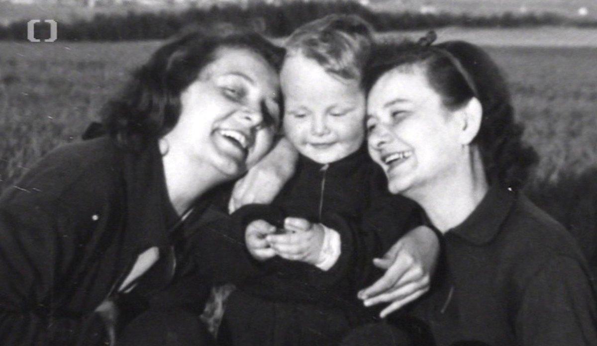 Vladimír Čech byl miláčkem žen už od malička.