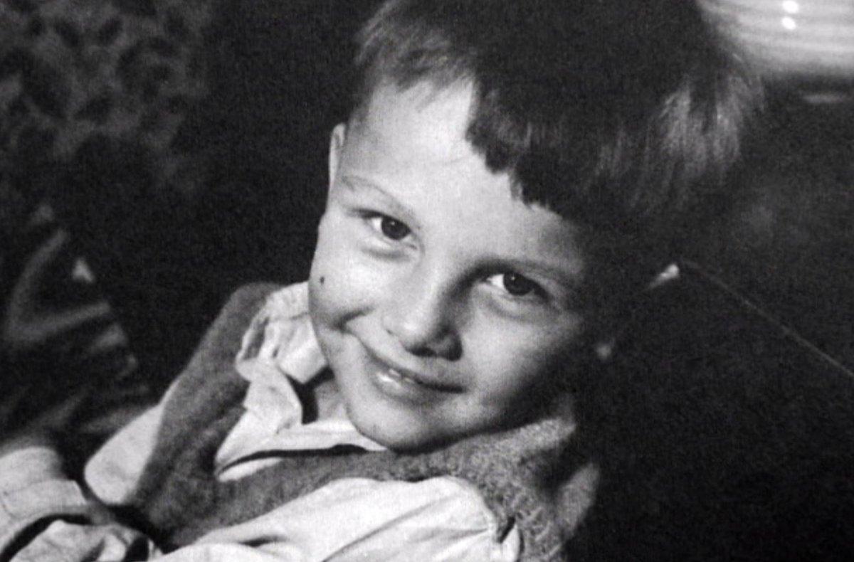 Vladimír Čech se neustále usmíval, ale chyběl mu táta.