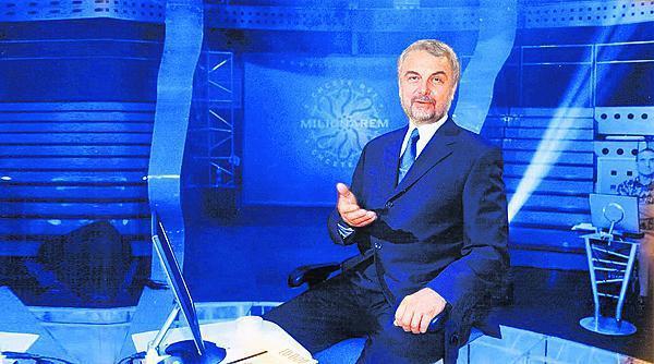 Moderátor Vladimír Čech.