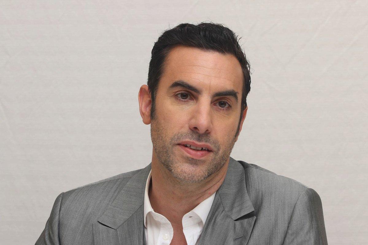 Sacha Baron Cohen si byl s otcem blízký.