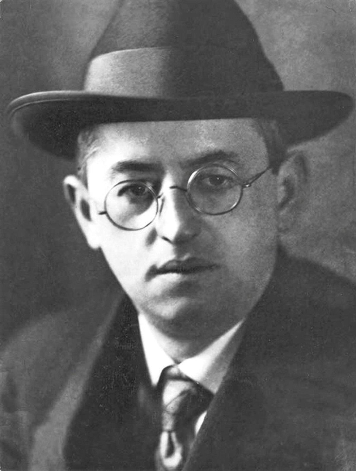 Josef Čapek (†58)