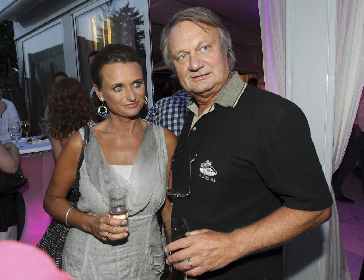 Jiřího Adamce a jeho ženu Janu teď čeká hodně práce.