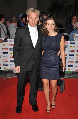 Gordon Ramsay s manželkou.
