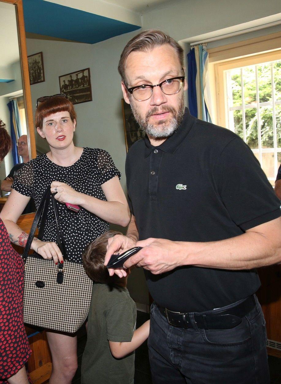 David Matásek s těhotnou přítelkyní Evou Lilian
