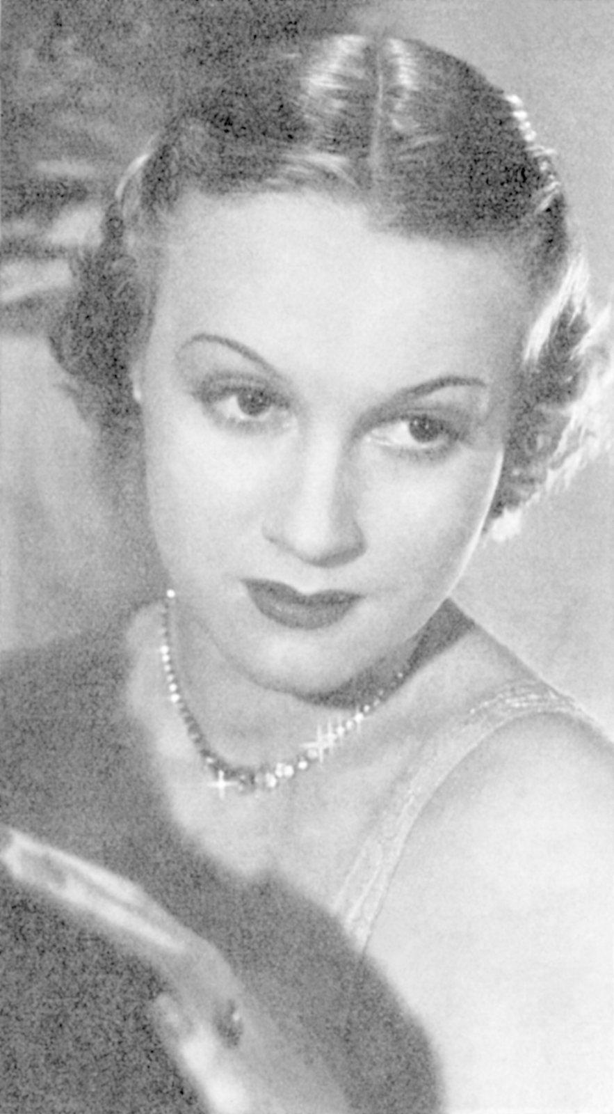 Adina Mandlová patřila v období 1. republiky k našim nejznámějším herečkám.