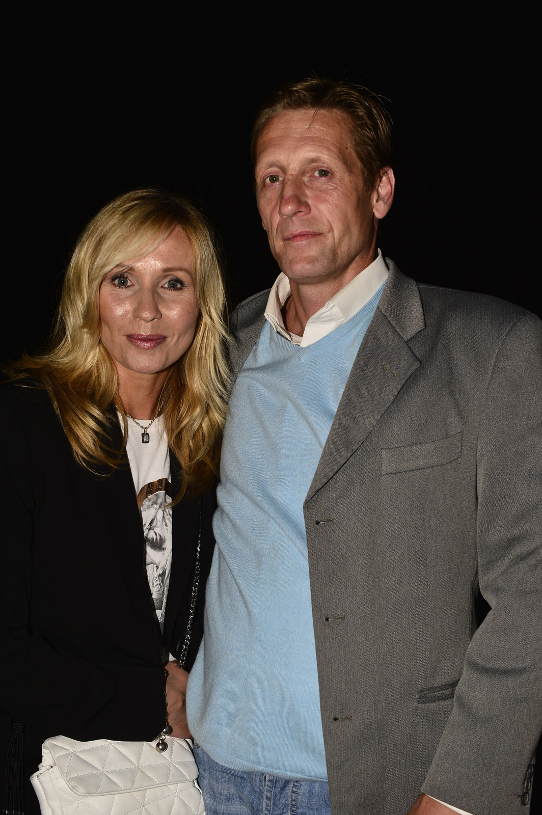 Tereza Pergnerová je s přítelem Jiřím Chlebečkem šťastná.