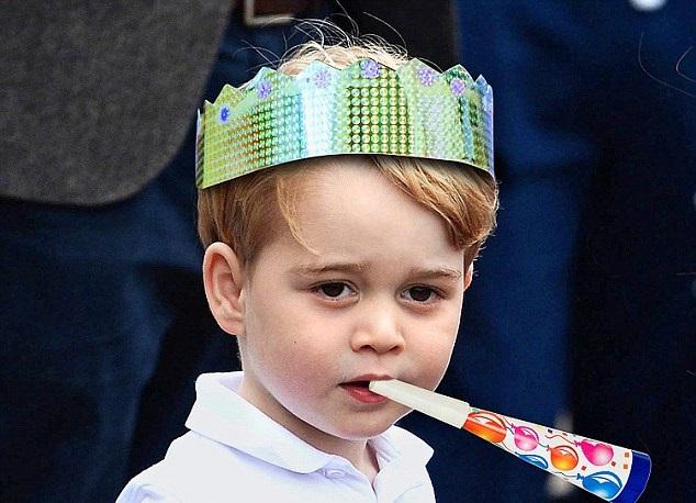seznamka princ george