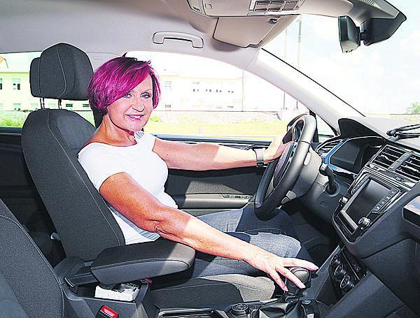 Petře to za volantem neskutečně sluší.