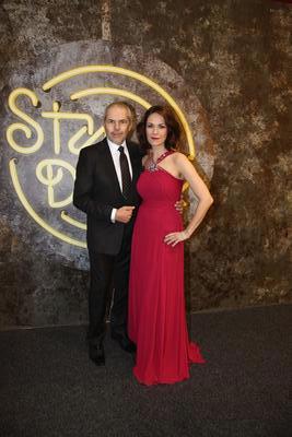 Stardance moderátoři: Tereza Kostková a Marek Eben